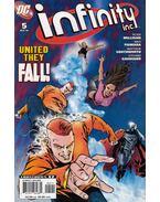 Infinity Inc. 5. - Milligan, Peter, Fiumara, Max