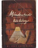 Mindentudó kis könyv az 1942 esztendőre