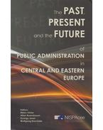 The Past, Present and the Future of Public Administration in Central and Eastern Europe - Mirko Vintar, Allan Rosenbaum, Jenei György