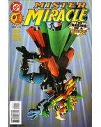 Mister Miracle 1. - Dooley, Kevin, Crespo, Steve