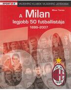 A Milan legjobb 50 futballistája - Misur Tamás