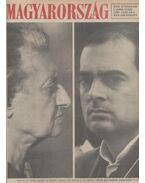 Magyarország 1985. XXII. évfolyam ( hiányzik a 34. szám - Pálfy József