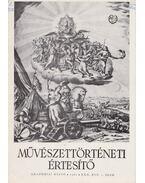 Művészettörténeti értesítő 1981. XXX. évf. 2. szám - Mojzer Miklós