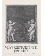 Művészettörténeti értesítő XXXII. évf. 3. szám - Mojzer Miklós