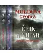 Érik a vihar I-II. (dedikált) - Moldova György