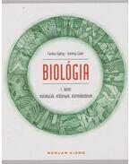 Biológia I. kötet - Fazekas György, Szerényi Gábor