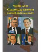 Olaszország története a második köztársaság idején - Molnár Anna