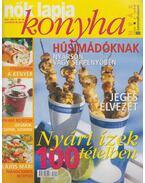 Nők Lapja Konyha IV. évf. 2. szám - Molnár Gabriella (Szerk.)