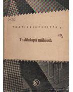 Textilalapú műbőrök - Molnár István