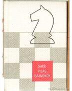 Sakk- világbajnokok (mini) - Molnár Károly