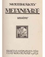 Metania R.T. (dedikált) - Molter Károly