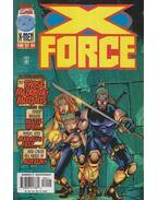 X-Force Vol. 1. No. 64. - Moore, John Francis, Anthony Castaillo, Pajarillo, Mark