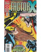 Factor-X Vol. 1. No. 4. - Moore, John Francis, Epting, Steve, Dodson, Terry