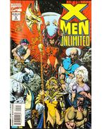 X-Men Unlimited Vol. 1. No. 5 - Moore, John Francis, Sharpe, Liam