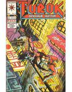 Turok Dinosaur Hunter Vol. 1. No. 11 - Morales, Rags, Mike Baron