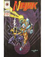 Ninjak Vol. 1. No. 6 - Moretti, Mark, Vanhook, Kevin, Small Jr, Louis
