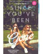 Since Youve Been Gone - Morgan Matson