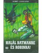 Halál Batmanre és Robinra - Morrison, Grant