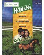 Romana Nyári különszám 2002/2. - Mortimer, Carole, Kistler, Julie, GINNA GRAY