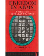 Freedom in Arms - Morton, A. L.
