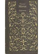 Epigramme - Morus, Thomas