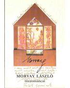 Morvay László tűzzománcai (dedikált) - Pap Gábor