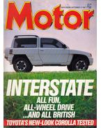 Motor 1987 September 12
