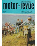 Motor-revue 81/5
