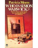Who Is Simon Warwick? - Moyes, Patricia