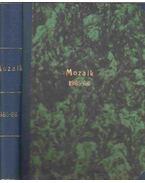 Mozaik 1985 és 1986 hiányos évfolyamok egybekötve