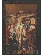 Az esztergomi Keresztény Múzeum régi képtárának katalógusa - Mucsi András