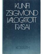 Kunfi Zsigmond válogatott írásai - Mucsi Ferenc, Szabó Ágnes (szerk.)