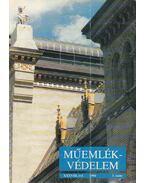 Műemlékvédelem 1994. 3. szám
