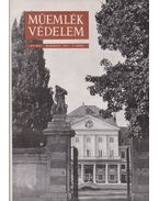 Műemlékvédelem XV. évf. 1971/3. - Gerő László