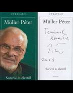 Sorsról és életről (dedikált) - Müller Péter
