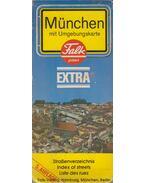 München mit Umgebungskarte