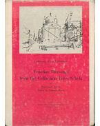 Venetian Drawings from the Collection Janos Scholz (dedikált) - Muraro, Michelangelo