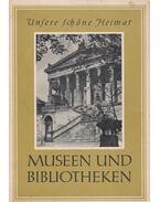 Museen und Bibliotheken - Georg Mielke