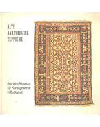 Alte anatolische Teppiche