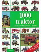 1000 traktor - N. Kovács Tímea (szerk.)