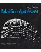 Mai finn építészet - Nagy Elemér