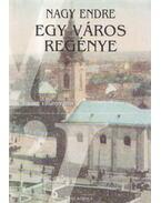 Egy város regénye - Nagy Endre
