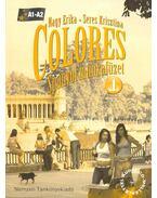 Colores 1 Spanyol munkafüzet - Nagy Erika, Seres Krisztina