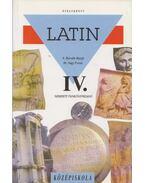 Latin IV. - Nagy Ferenc, N. Horváth Margit