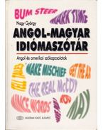 Angol-magyar idiómaszótár - Nagy György