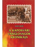 A kaposvári lánglovagok krónikája - Nagy Jenő