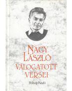 Nagy László válogatott versei - Nagy László