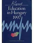 Education in Hungary 1997 - Nagy Mária