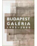 Budapest Galéria 1995-2000 - Nagy Mercedes (szerk.)