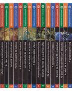 Világtörténelmi enciklopédia 1-16 - Nagy Mézes Rita